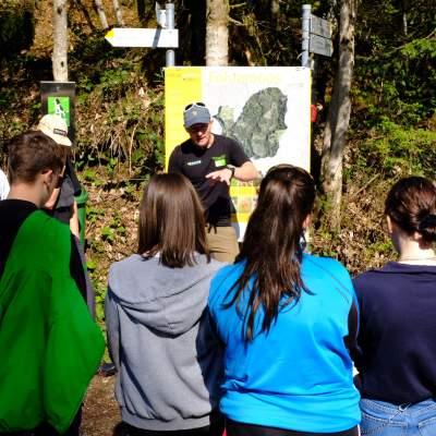 Naturerlebnistage für Schulen