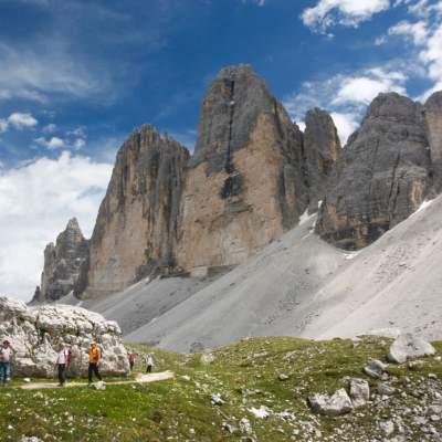 Naturwanderwoche Dolomiten