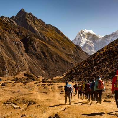 Nepal Reise - Everest