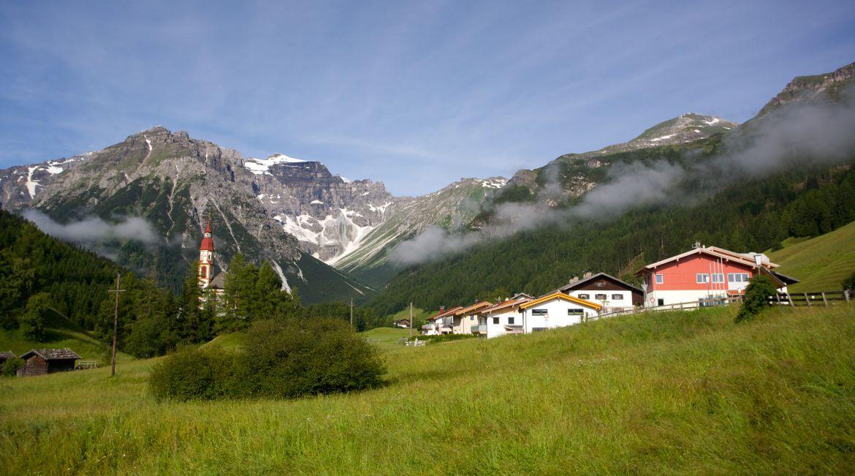 Wandern & Yoga in Obernberg